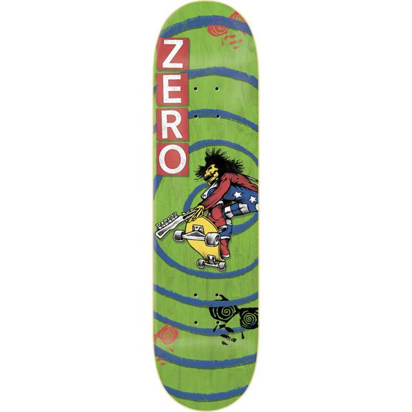 """Zero Skateboards Dane Burman INXS Skateboard Deck - 8.25"""" x 31.9"""""""
