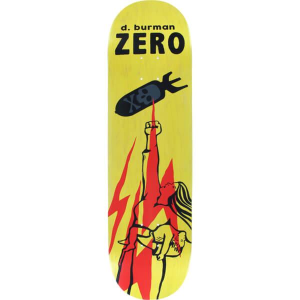 Zero Skateboards Propaganda Deck