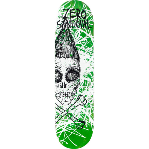 Zero Skateboards Dark Ages Deck
