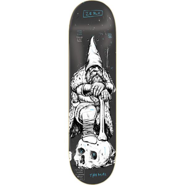 "Zero Skateboards Jamie Thomas Gnarly Gnomes Skateboard Deck - 8.25"" x 31.9"""