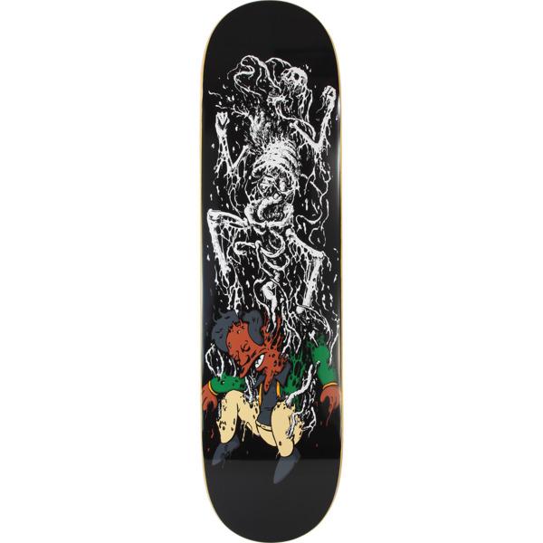 "Zero Skateboards Windsor James Springfield Massacre Skateboard Deck - 8.12"" x 31.7"""