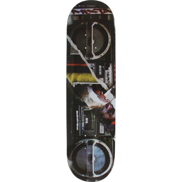 "Zoo York Skateboards Boom Box Skateboard Deck - 8"" x 31.9"""