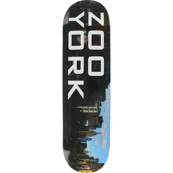 "Zoo York Skateboards Bowery Skateboard Deck - 8.5"" x 32"""