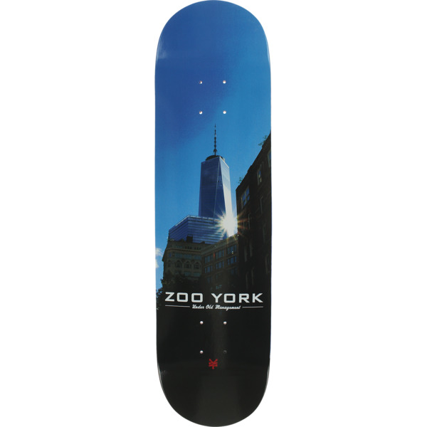 "Zoo York Skateboards Excelcior Skateboard Deck - 8.25"" x 32"""