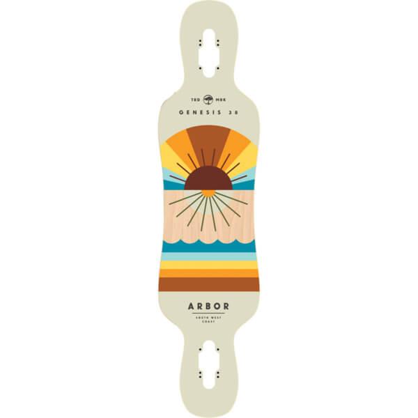 Arbor Skateboards Flagship Series Premium Genesis 38