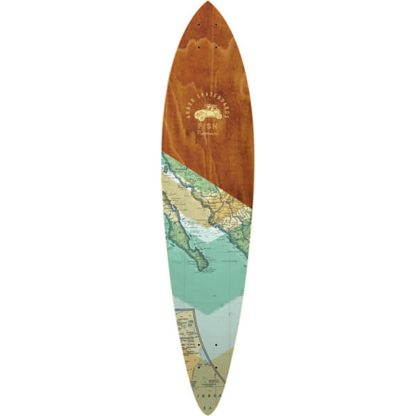 Arbor skateboards groundswell series premium fish for Arbor fish longboard