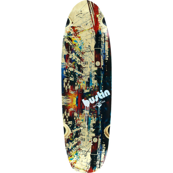 """Bustin Skateboards Bonsai Barcelona Longboard Skateboard Deck - 9.1"""" x 29.1"""""""