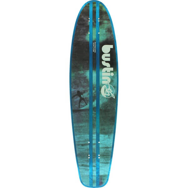 Bustin Boards Surf Cruiser Fire Water Deck