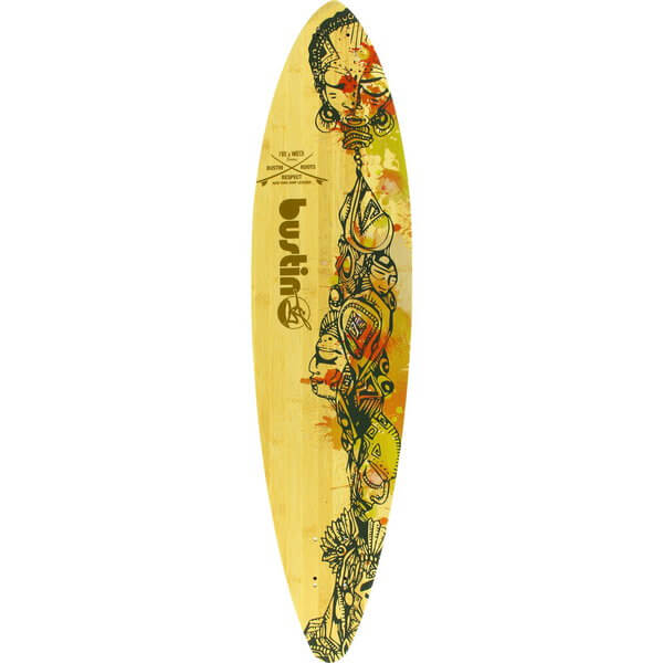 Bustin Boards Surf Pintail Deck