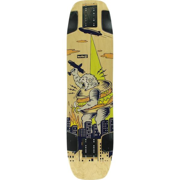 """Bustin Skateboards Royce Pro 37 King Kong Longboard Skateboard Deck - 9.6"""" x 37.5"""""""