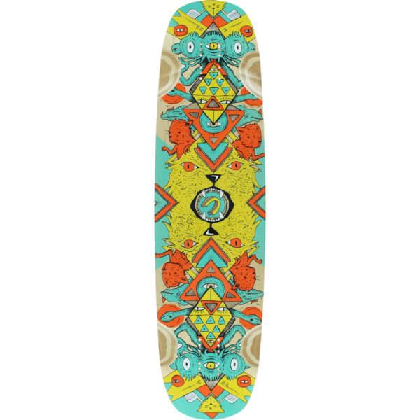 Comet Skateboards Manifest 2015 Deck