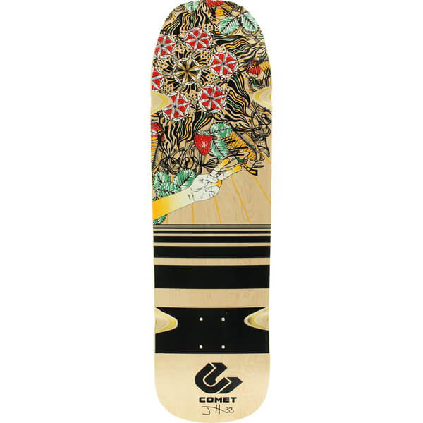 Comet Skateboards Henry Shred JH 33 Deck