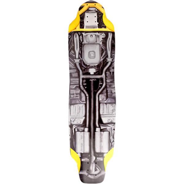 Deville Super Sport Longboard