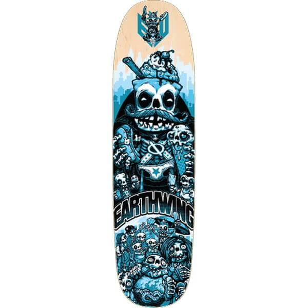 Earthwing Drifter Brain Freeze Longboard