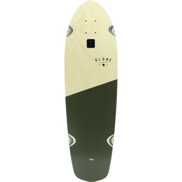 """Globe Big Blazer Viper / Black Cruiser Skateboard Deck - 9.12"""" x 32"""""""