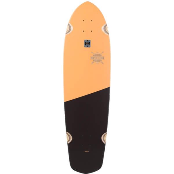 "Globe Blaser XL Coral Cruiser Skateboard Deck - 9.75"" x 36.25"""