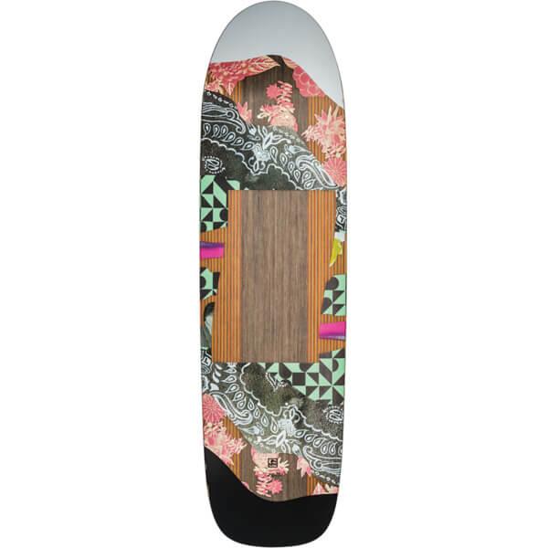 "Globe Fat Bandit Vply / Cryptosis Cruiser Skateboard Deck - 8.62"" x 32.2"""