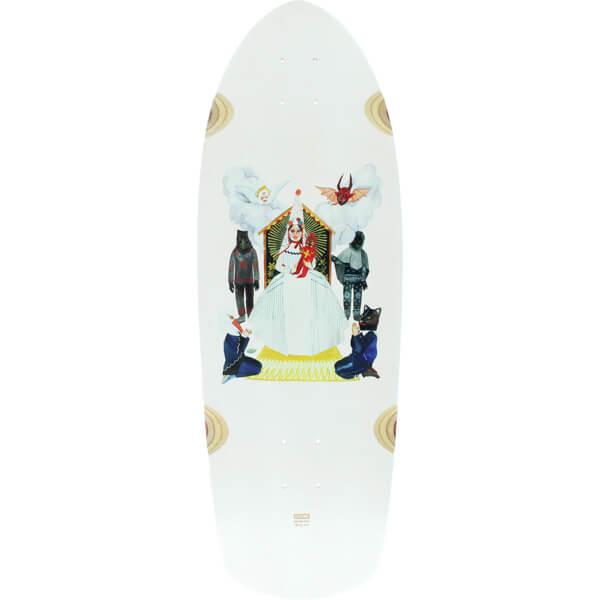 "Globe Stubby Marija Cruiser Skateboard Deck - 10"" x 30"""