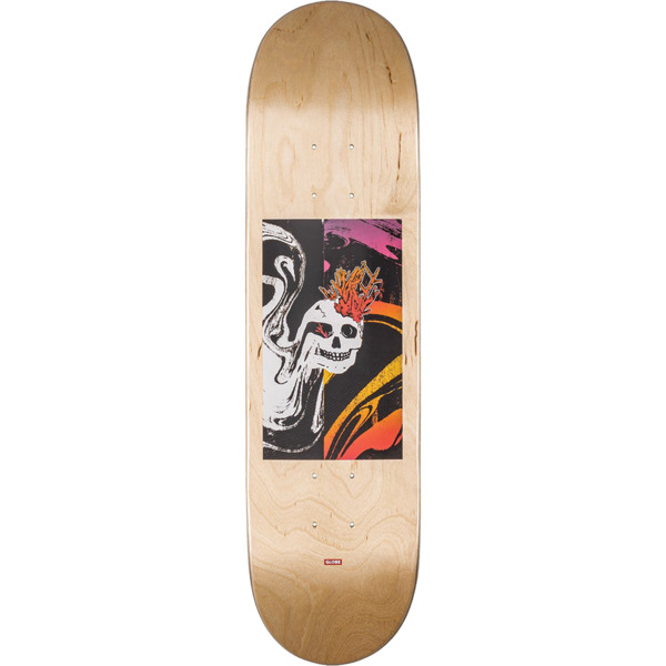 "Globe Mt. Warning Mid H20 Skateboard Deck - 7.6"" x 29.25"""