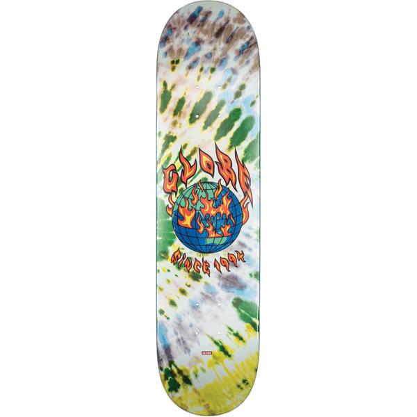 "Globe G1 Ablaze Tie Dye Skateboard Deck - 7.75"" x 31.63"""