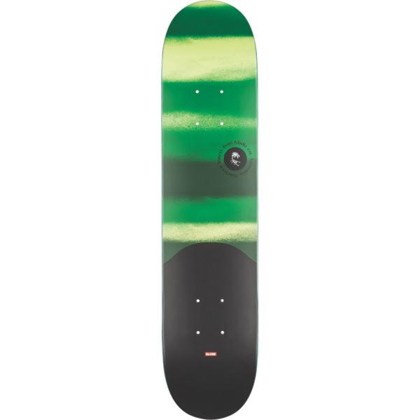 "Globe G1 Argo Green Skateboard Deck - 6.5"" x 28.2"""