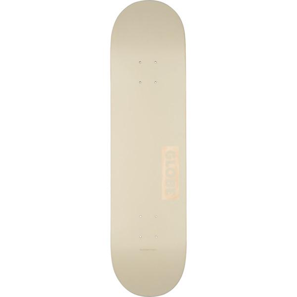 c8aad19b0 Globe Goodstock Off White Longboard Skateboard Deck - 8 x 32 ...