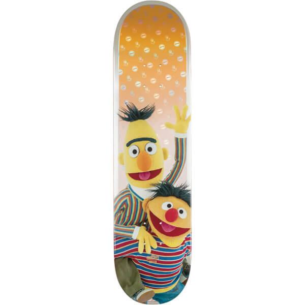 """Globe Sesame Street Bert and Ernie Skateboard Deck - 8"""" x 32"""""""