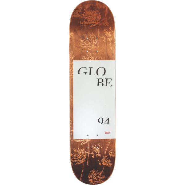 "Globe G2 Typhoon Salmon Skateboard Deck - 7.75"" x 31"""