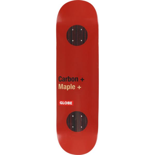 "Globe G3 Bar Red Impact Skateboard Deck - 8.25"" x 32"""