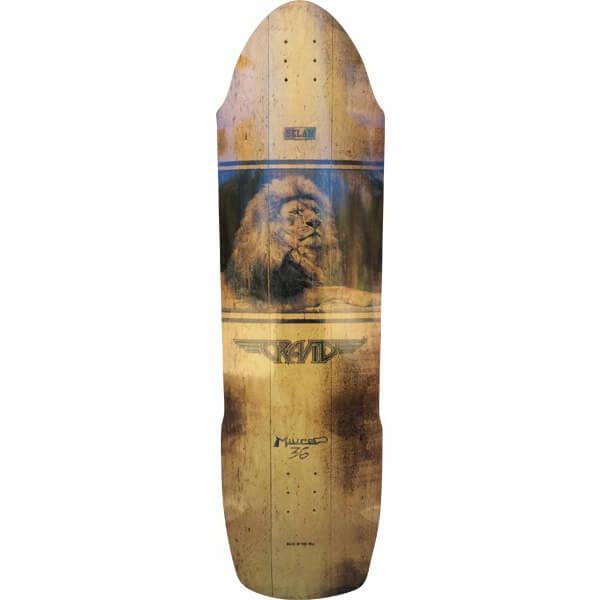 Gravity Miura Longboard