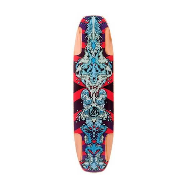 Lush Longboards Steezestoker Deck