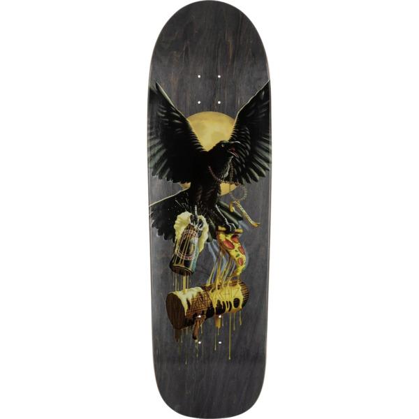 "Landyachtz Gordito Crow Longboard Skateboard Deck - 10"" x 35"""