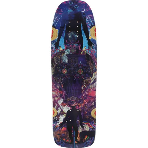 "Omen Boards Kurt Revert Skateboard Deck - 9.75"" x 33"""