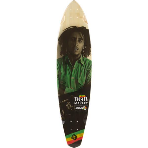 Sector 9 Bamboo Bob Marley Exodus Cruiser Skateboard Deck ... Longboard Sector 9 Bob Marley