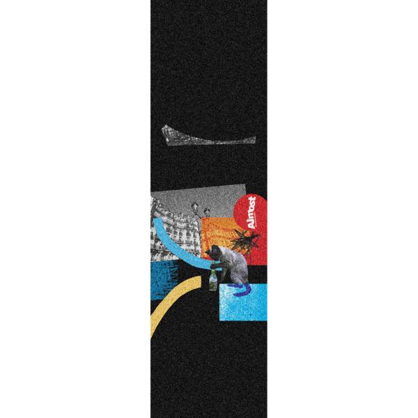 """Almost Skateboards Scraps Black Griptape - 9"""" x 33"""""""