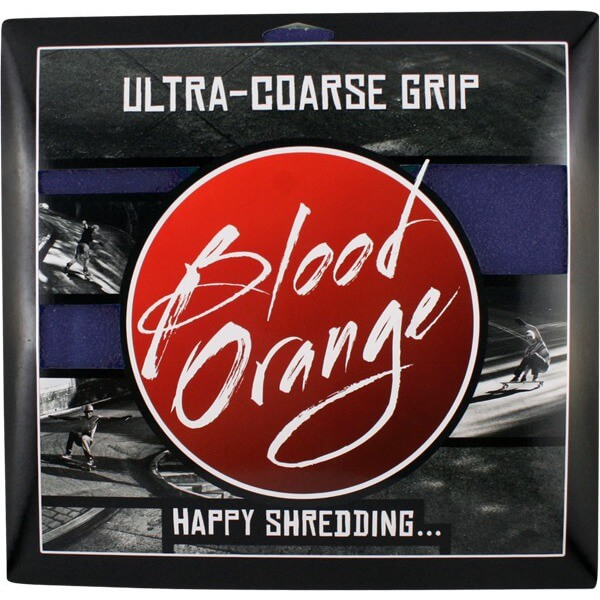 Blood Orange X-Coarse Squares Pack