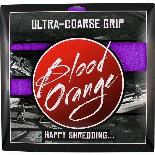 Blood Orange X-Coarse Squares Pack