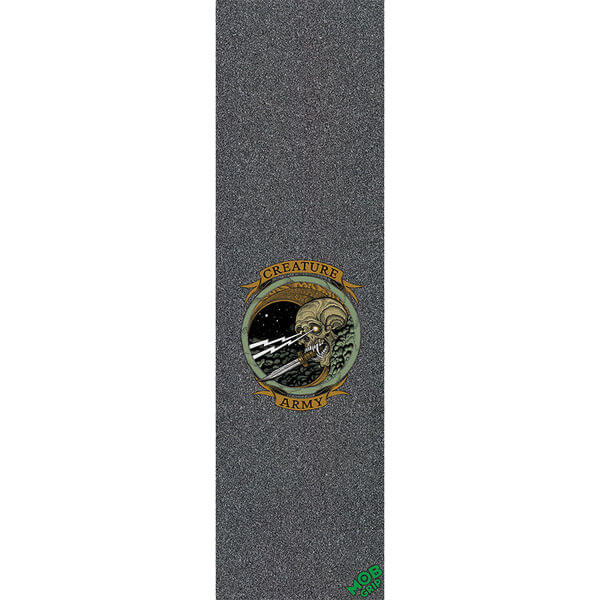 "Creature Skateboards MOB Army Griptape - 9"" x 33"""