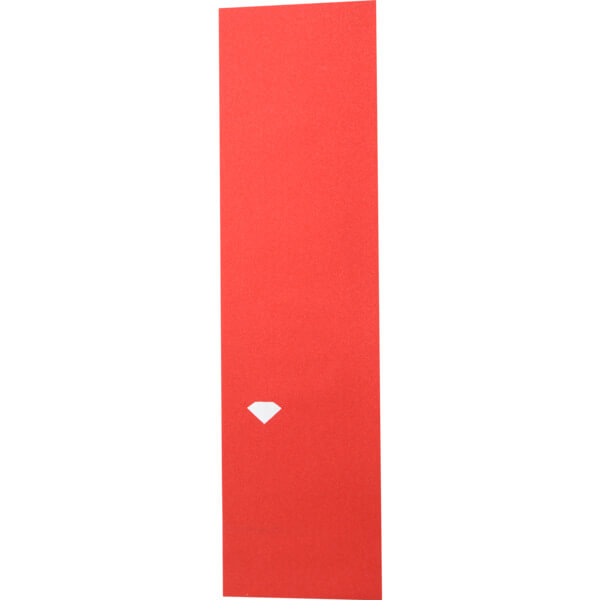 "Diamond Supply Co Red Griptape - 9"" x 33"""