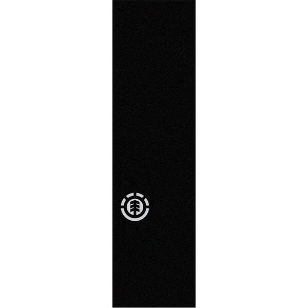 "Element Skateboards Die-Cut Logo Black Griptape - 9"" x 33"""
