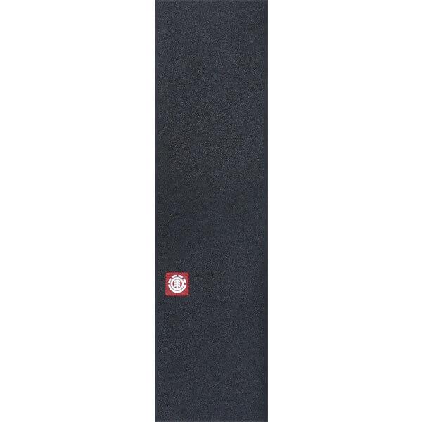 "Element Skateboards Square Icon Black Griptape - 9"" x 33"""
