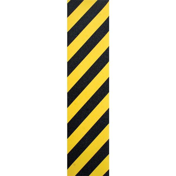 "FKD Bearings Caution Yellow / Black Griptape - 9"" x 33"""