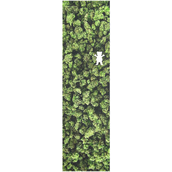 "Grizzly Grip Tape Kush Cut Out Sativa Regular Griptape - 9"" x 33"""