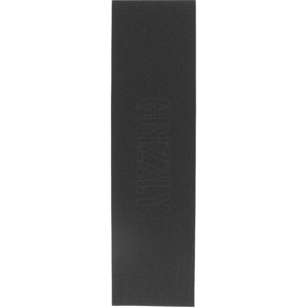 """Grizzly Grip Tape Removable Stamp Grip Griptape - 9"""" x 33"""""""