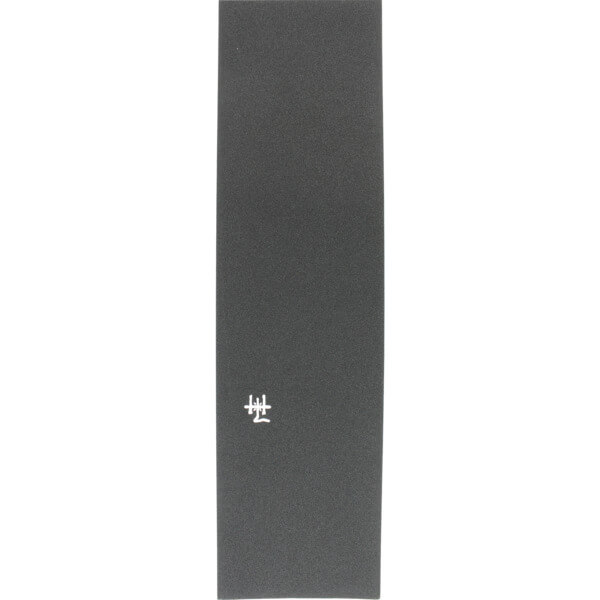 "Hard Luck MFG Die Cut Monogram Black Griptape - 9"" x 33"""