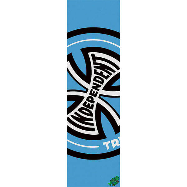 Independent / MOB TC Blue Grip Tape
