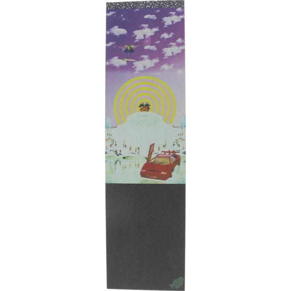"Mob Grip Bum Bag Sun Collage Griptape - 9"" x 33"""