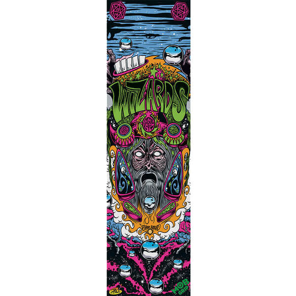 Mob Grip Dirty Donny Wizards Grip Tape