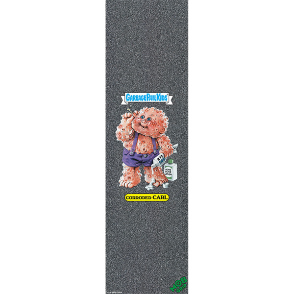 "Mob Grip Garbage Pail Kids Corroded Carl Griptape - 9"" x 33"""