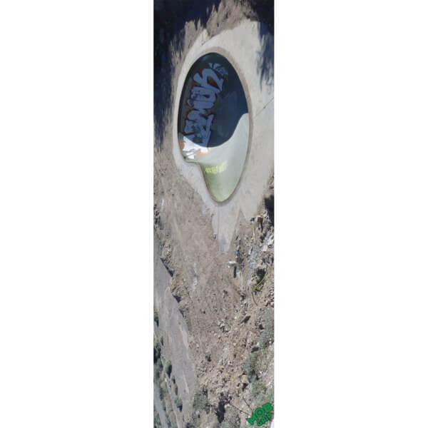 "Mob Grip Rhino Skatescapes Nude Bowl Griptape - 9"" x 33"""